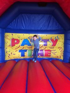Bouncy castles caerphilly