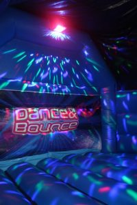 DANCE AND BOUNCE BOUNCY CASTLE CARDIFF NEWPORT PENARTH BARRY