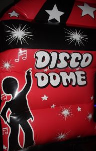 Disco Dome for hire Cardiff Newport, Caerphilly Pontypridd